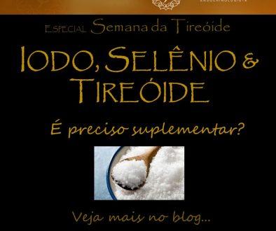 2017 - Chamada Semana da tireoide
