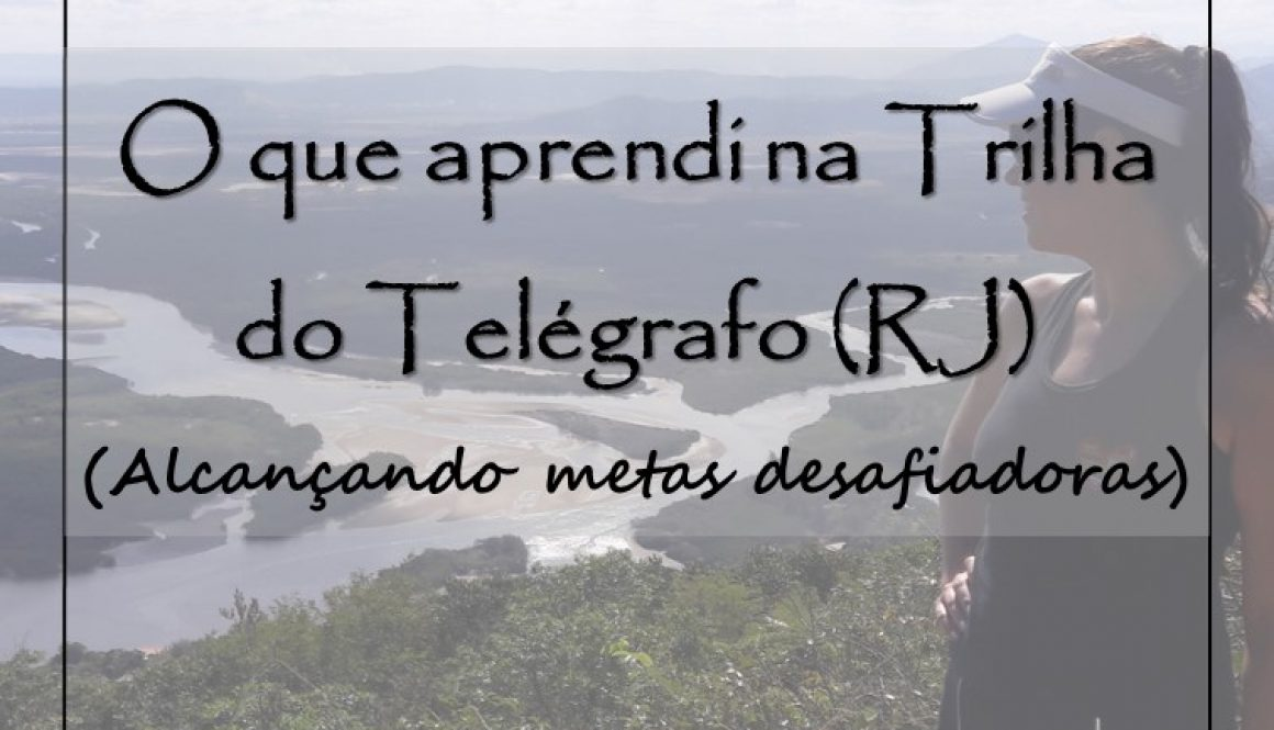 2017 - chamada post trilha do telegrafo