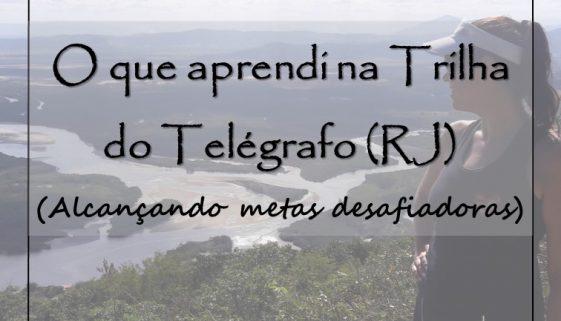2017 - chamada post trilha do telegrafo