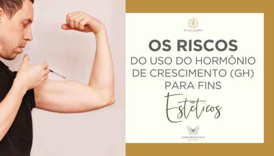 2020 - youtube - RISCOS GH P FINS ESTETICOS