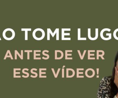 2021 - YouTube Capas - não tome lugol