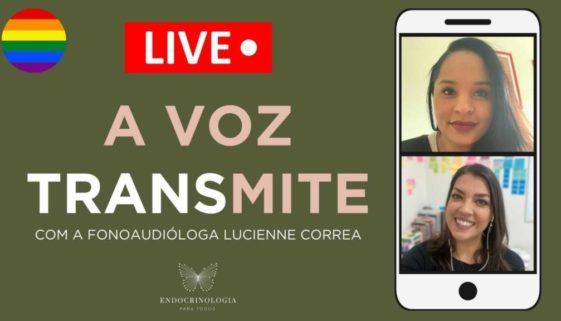 2021 - YouTube Capas - LIVE LU CORREA